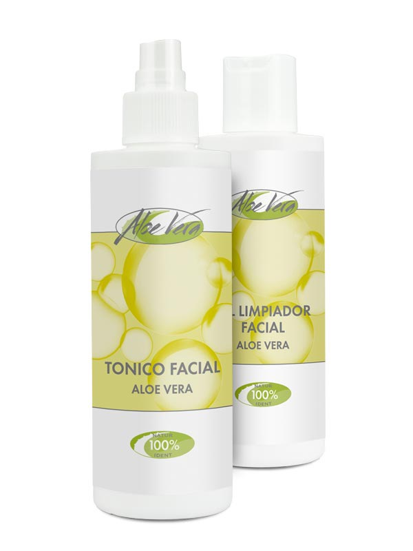 Aloe Vera Cleaner Set